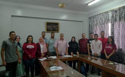 الشباب والرياضة بالدقهلية تشارك فى اجتماع مناقشة الخطة الخمسية الاستثمارية فى الأسكندرية