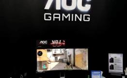 """AOC"" تبهر زوارها بغرفة ألعاب خاصة في أسبوع جيتكس للتقنية 2021"