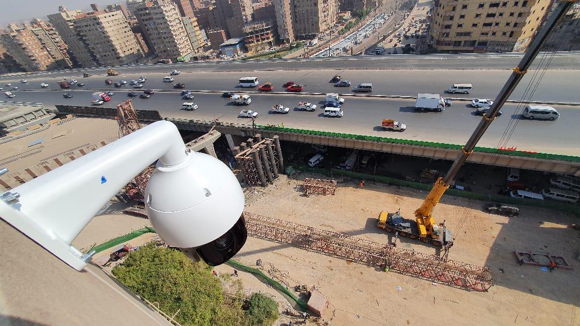 العدوي للأنظمة الأمنية يدعم تياندي منذ أكثر من ستة أعوام في السوق المصري